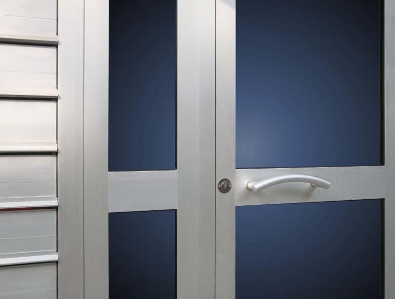 diseños de puertas metalicas