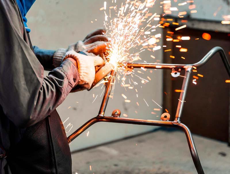 fabricacion de puertas metalicas