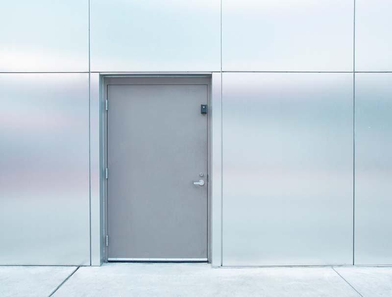 puertas metalicas precios