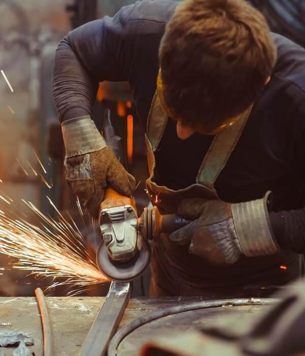 carpinteria en madera y metal